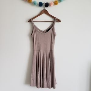 Cynthia Rowley beige dress